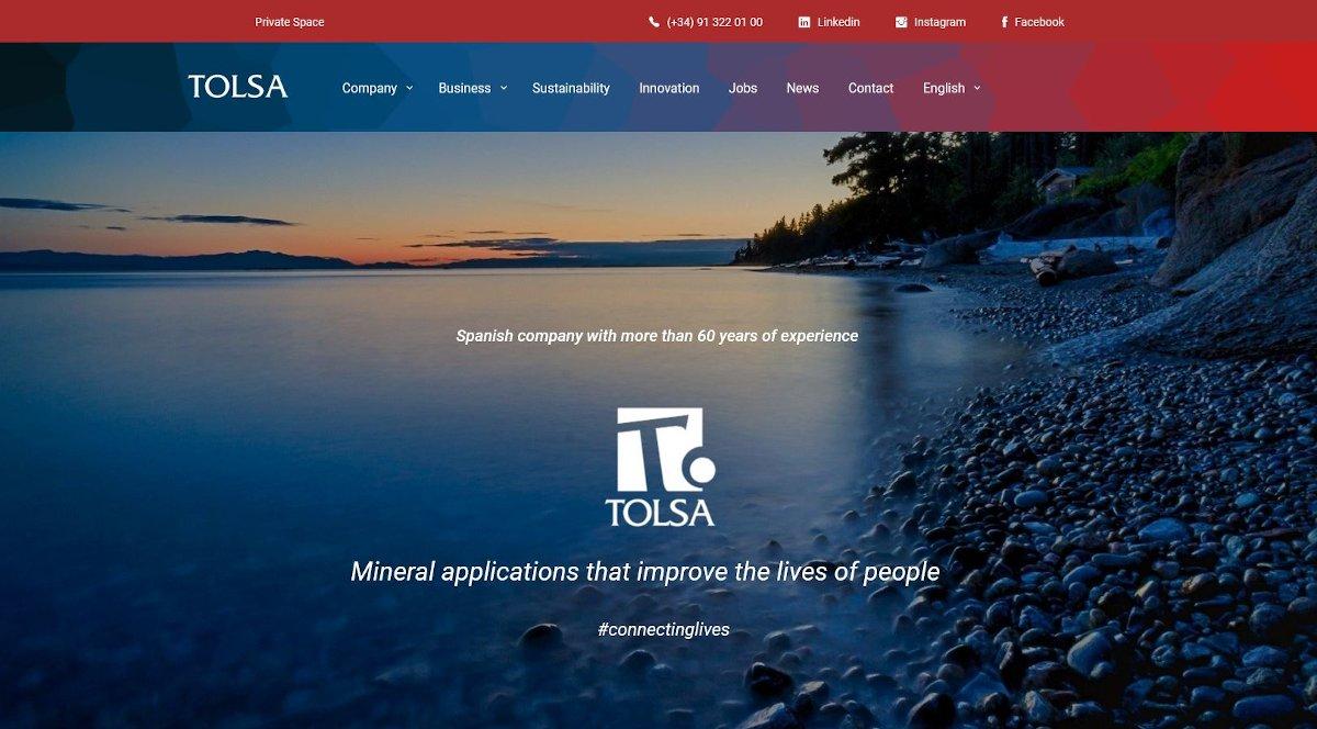TOLSA Soluciones minerales